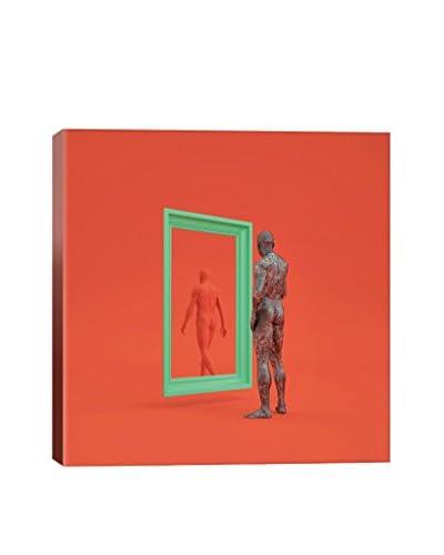 Corridor Gallery-Wrapped Canvas Print