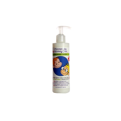 Monkey Sea Monkey Doo Natural Baby Lotion : Fragrance Free/ Unscented