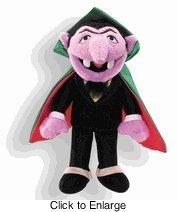 """Gund Sesame Street Count Finger Puppet 5.75"""" Puppets"""
