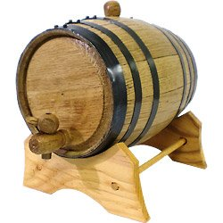 Wine Oak Barrel