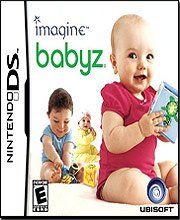 New Imagine: Babyz (Nintendo Ds) Simulations front-1006936