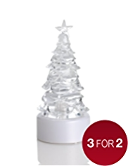 LED Light Christmas Tree Room Decoration