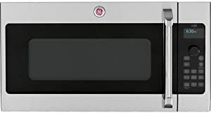 GE CSA1201RSS Cafe Advantium Stainless Steel Over the Range Microwave