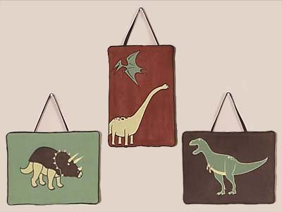 Dinosaur Wall Hanging Accessories by JoJo Designs