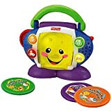 Fisher Price Laugh & Learn Nursery Rhymes CD Player In Greek
