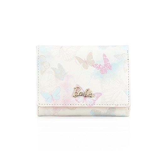 cartera de mano barbie con mariposas