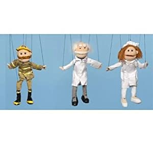 Doctor Marionette by Sunny Puppets