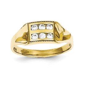Genuine IceCarats Designer Jewelry Gift 10K Cz