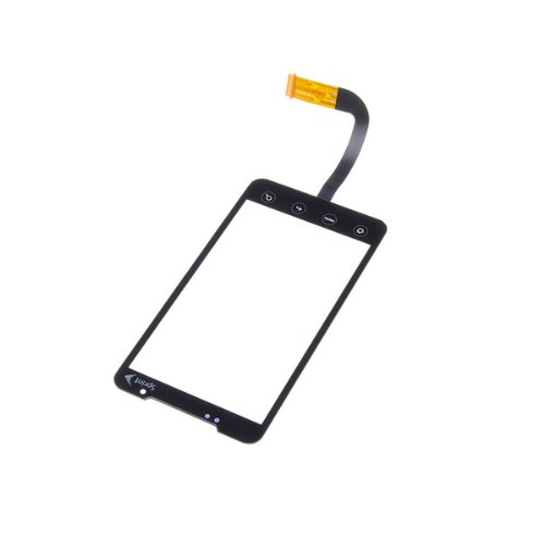 Neewer Touch Screen Glass Digitizer Replacement For Htc Evo 4G front-550997