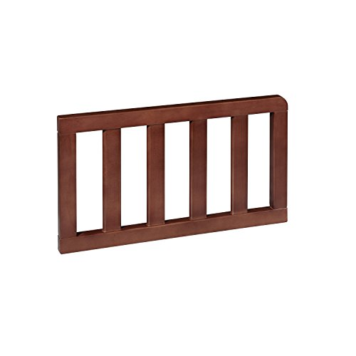 Delta Children Toddler Guardrail, Espresso Truffle