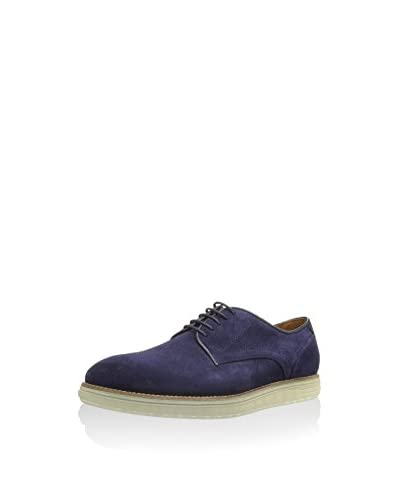 H Shoes Derby [Blu Scuro]