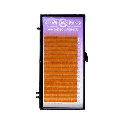 カラーエクステ シート ダークブラウン Jカール 0.15mm サイズMIX