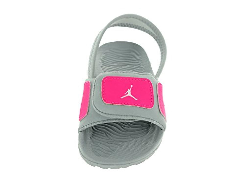 c5b958e915c01c ... Nike Jordan Toddlers Jordan Hydro 3 Gt Mtlc Platinum White Hyper Pink  Sandal 9 ...