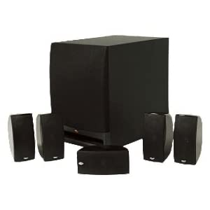 Klipsch HD Theater 1000 5.1-channel Home Theater Speaker System