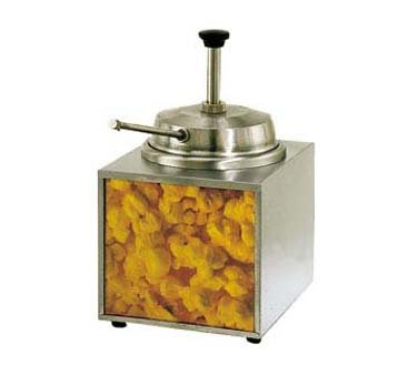 Star Lighted Butter Warmer - 3WLA-B