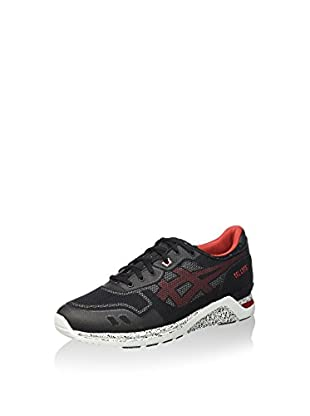 Asics Zapatillas Gel-Lyte Evo (Negro / Rojo)