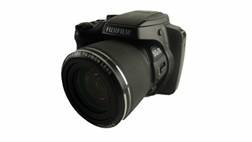 FUJIFILM Black FinePix S9150 Digital Camera with 16.2 Megapi