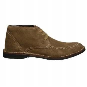 JOHN VARVATOS Men's Hipster Work Boot (Clay 13.0 M)