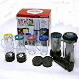 Fruit Blender and Food Preparation Magic Bullet.