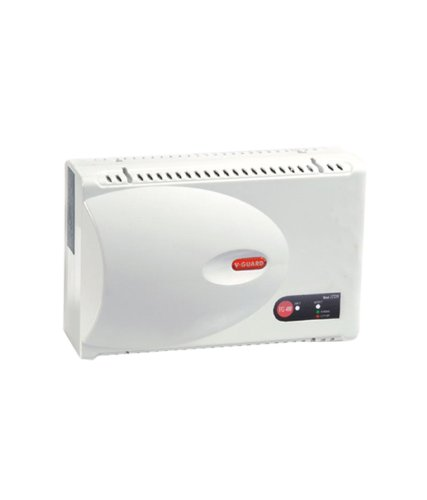 V-Guard VM 500 Voltage Stabilizer for Washing Machine, Microwave oven, Treadmill (Ivory)