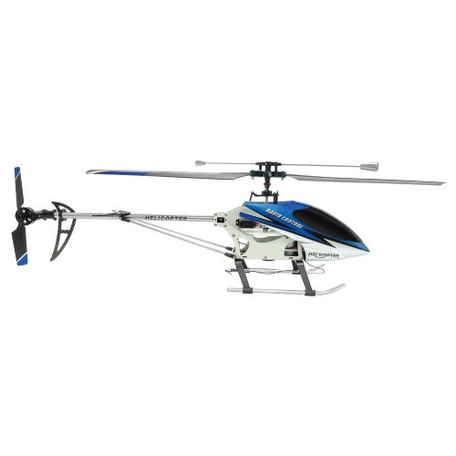 World Tech Toys Valkyrie R/C Helicopter (Colors May Vary) with Mini Tool Box (fs)