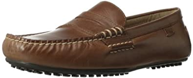 Polo Ralph Lauren Men's Wes Penny Loafer,Polo/Tan,7 D US