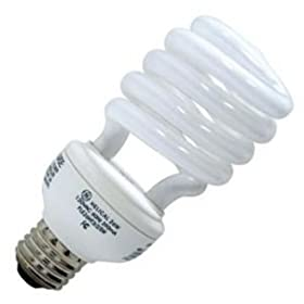 GE 89095 Energy Smart 26-Watt Daylight Spiral Compact Fluorescent Bulb