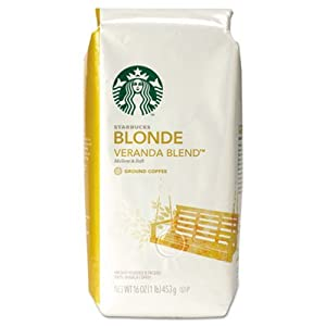 Coffee, Vernanda Blend, Ground, 1lb Bag by STARBUCKS COFFEE COMPANY