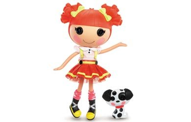 Lalaloopsy Doll - Ember Flicker Flame