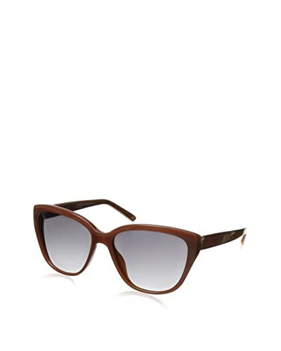 Escada Women's SES316M Sunglasses, Shiny Honey