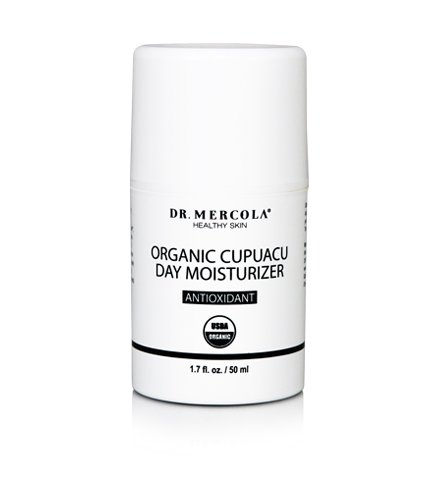 Dr. Mercola USDA Certified Organic Cupuacu Day Moisturizer