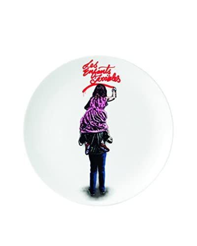 Royal Doulton Street Art Nick Walker Les Enfants Terribles 11 Plate