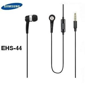 Samsung Stereo Headset cuffia (IN-EAR) EHS 44 per Samsung Galaxy S2 / i9100, Galaxy Tab P1000 / P P7100 / P7500 / 10.1, S5830 Galaxy Ace