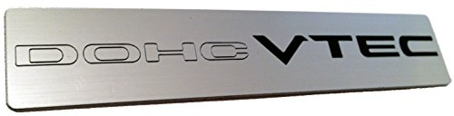 Honda dohc vtec Stick-on Badge Emblem (Vtec Dohc Emblem compare prices)