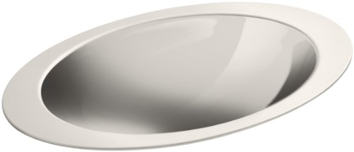 Kohler K-2603-MU-NA Rhythm Self-Rimming Lavatory with Mirror Finish