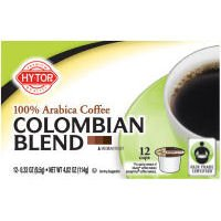HyTop Colombian Blend K-Cups (Case of 6) from HyTop