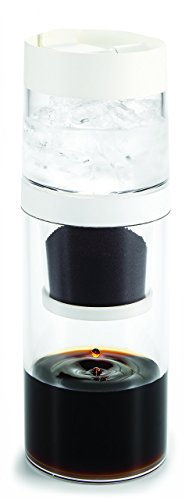 gosh! DRIPO Cold Brew Portable Barista Iced Coffee Maker - Japanese/Dutch Style Ice Drip Coffee -Artisan Coffee for Home or Travel - Patent Pending (Coffee Japanese compare prices)