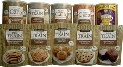Big Train Low Carb Sampler