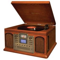 Crosley CR245-PA Director CD Recorder (Paprika)