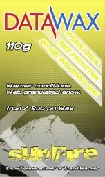 Datawax Sunfire Hydrocarbon Ski and Snowboard Wax