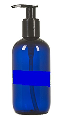 plastic-bottle-blue-with-black-pump-dispenser-250ml-available-in-1-10-and-50-quantities-1