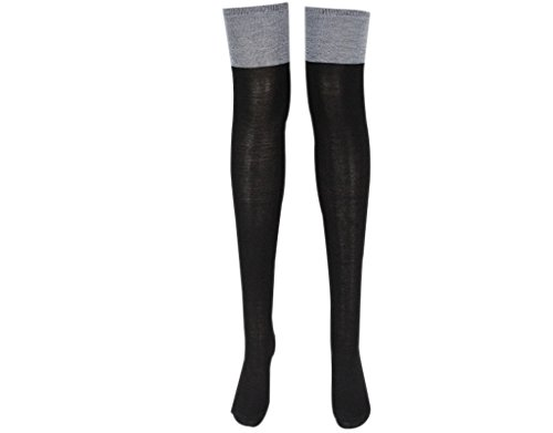 BONAMART ® Women Girls Sexy Winter Over the Knee Stretch Thigh High Socks