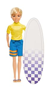 Disney Teen Beach Movie Brady Fashion Doll