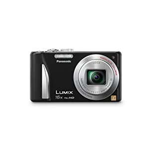 Panasonic Lumix ZS15 12.1 MP High Sensitivity MOS Digital Camera with 16x Optical Zoom $165.95