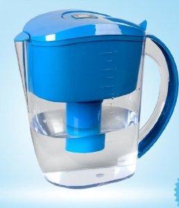 Alkaline Mineral Water Ionizer Pitcher 3 5L Pure Healthy