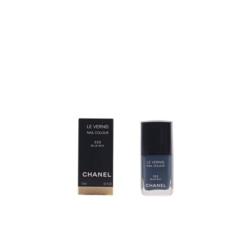 Chanel Le Vernis Nagellack 555- Blue Boy 13 Ml
