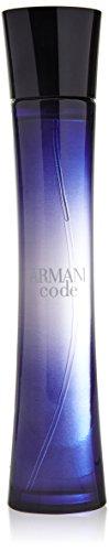 Giorgio Armani Code Femme Eau de Parfum, Donna, 75 ml