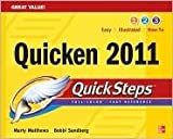 img - for Quicken 2011 QuickSteps 2nd (second) edition Text Only book / textbook / text book