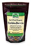 Now Foods, Real Food, Certified Organic Golden Berries, 8 oz (227 g)