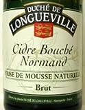 ロングヴィル社 シードル・ブーシェ・ノルマン・ブリュット フランス 白スパークリングワイン 750ml 辛口 ランキングお取り寄せ